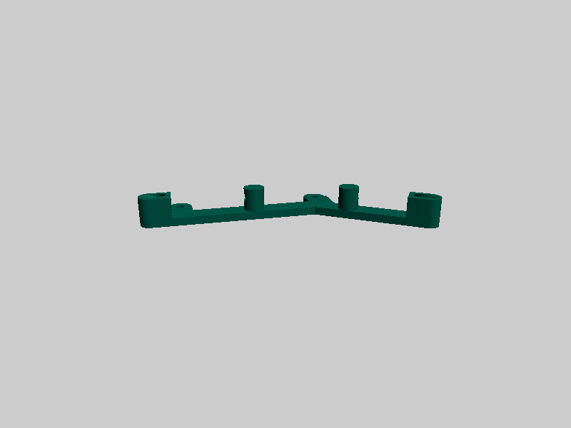 FLASHFORGE 耗材方向指引支架