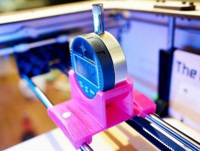 MakerBot 8mm - 工作数字指示器支架