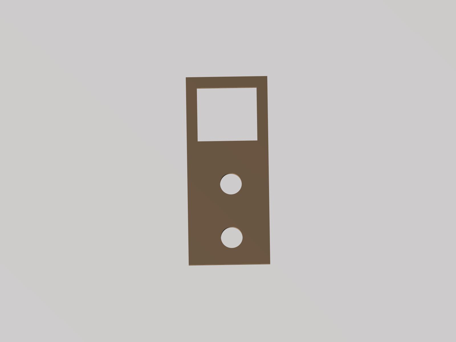 Lulzbot 挡板和控制面板文件