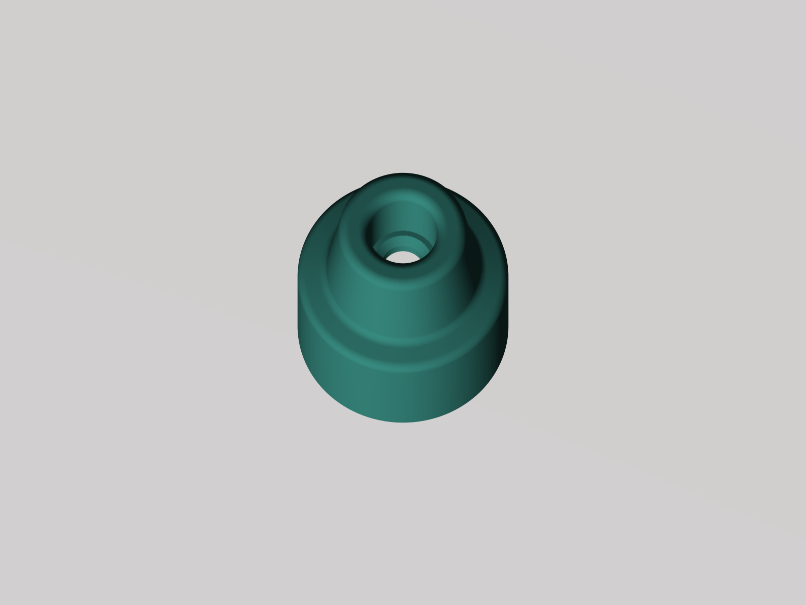 FLASHFORGE 过滤管-3d打印模型