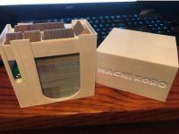 小型打印机机箱
