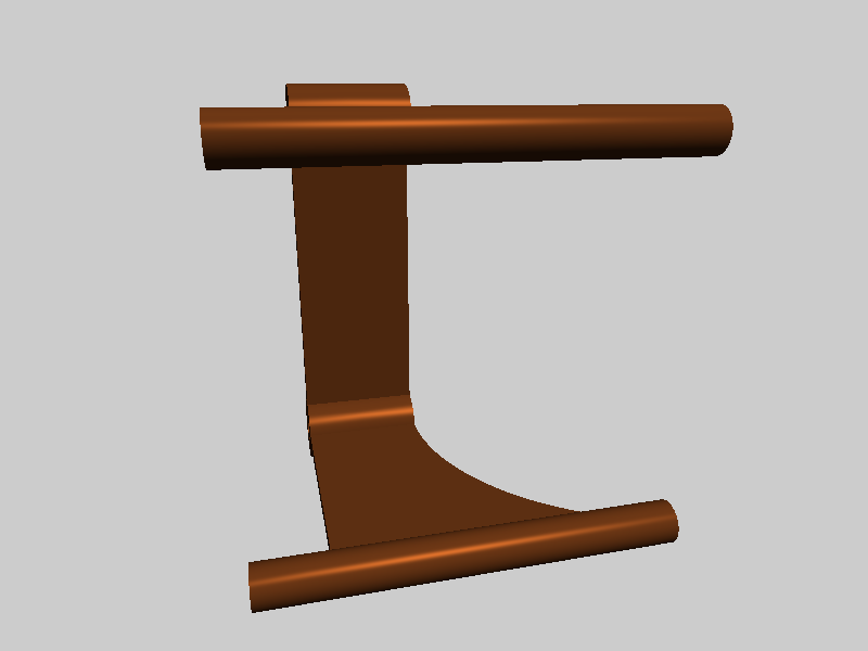 FLASHFORGE 耗材导向指南架-3d打印模型